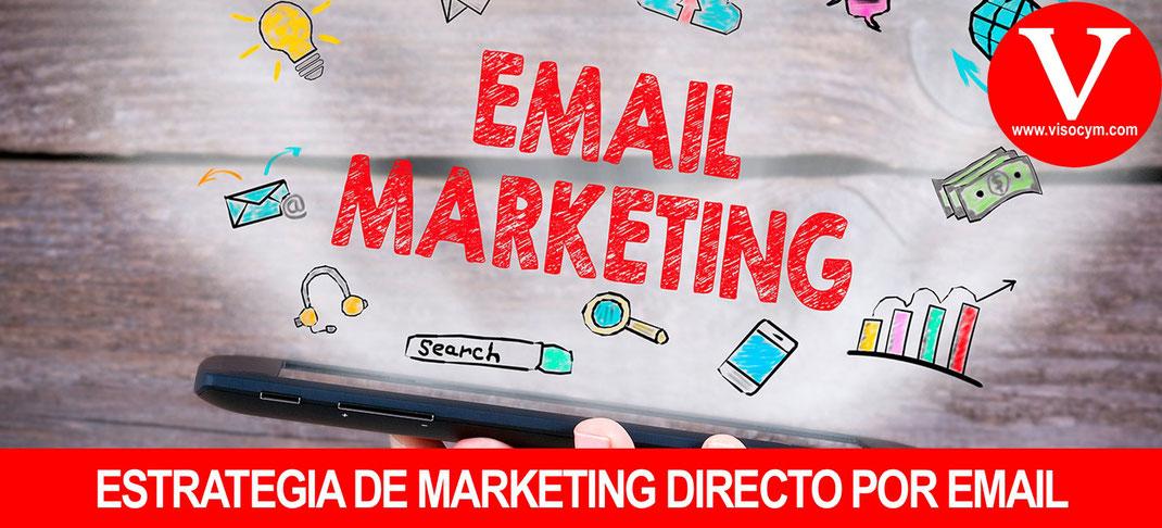 Estrategia de marketing directo por correo electronico