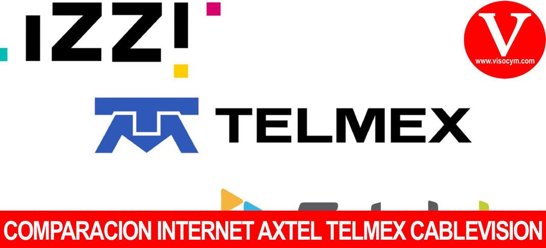 Ventajas desventajas internet telmex cablevision axtel