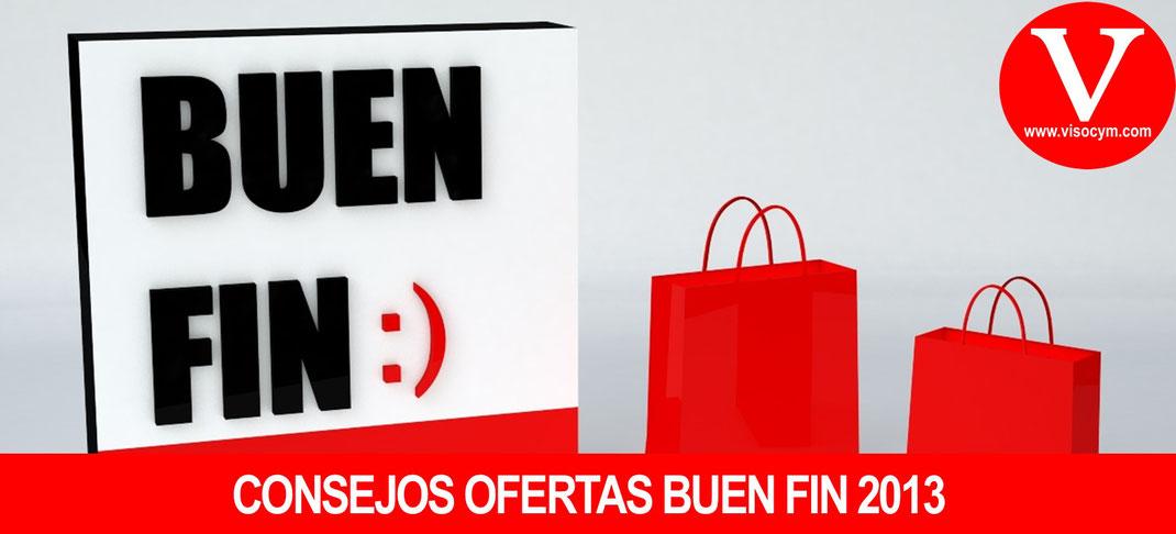 Consejos ofertas Buen fin 2013