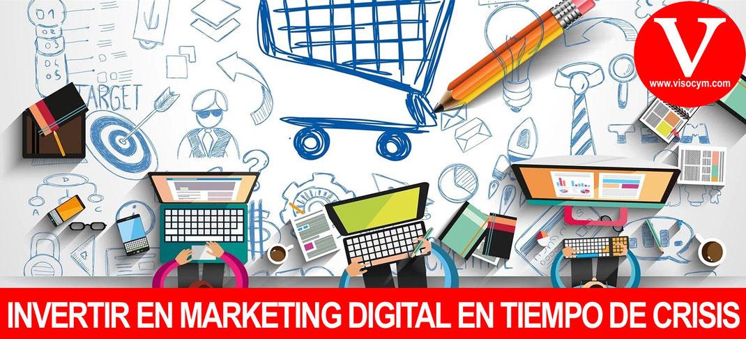 15 Razones para invertir en marketing digital en tiempos de CRISIS
