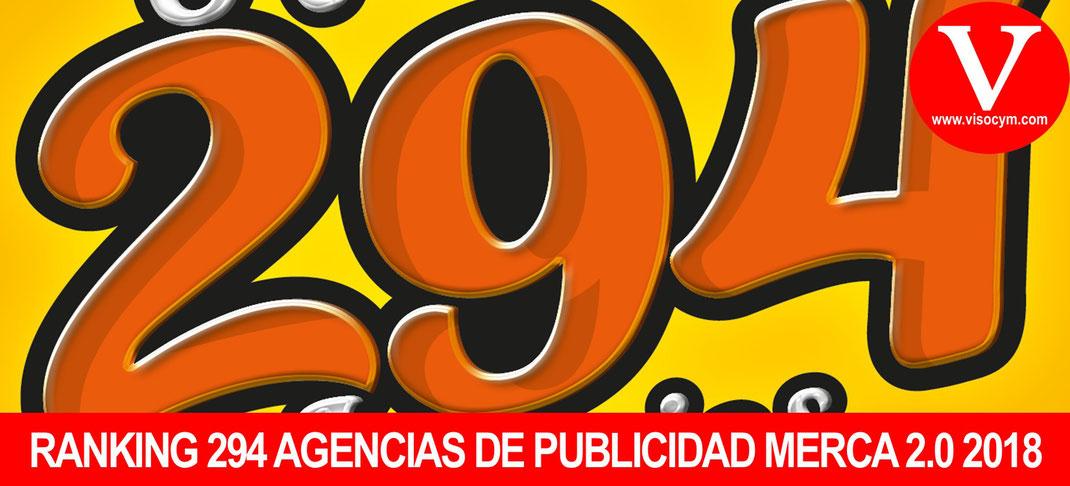 Ranking 294 Agencias de Publicidad de Merca2.0 2018