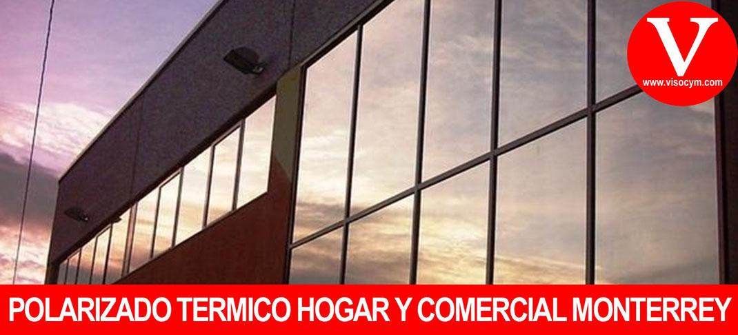 POLARIZADO TÉRMICO HOGAR Y COMERCIAL MONTERREY