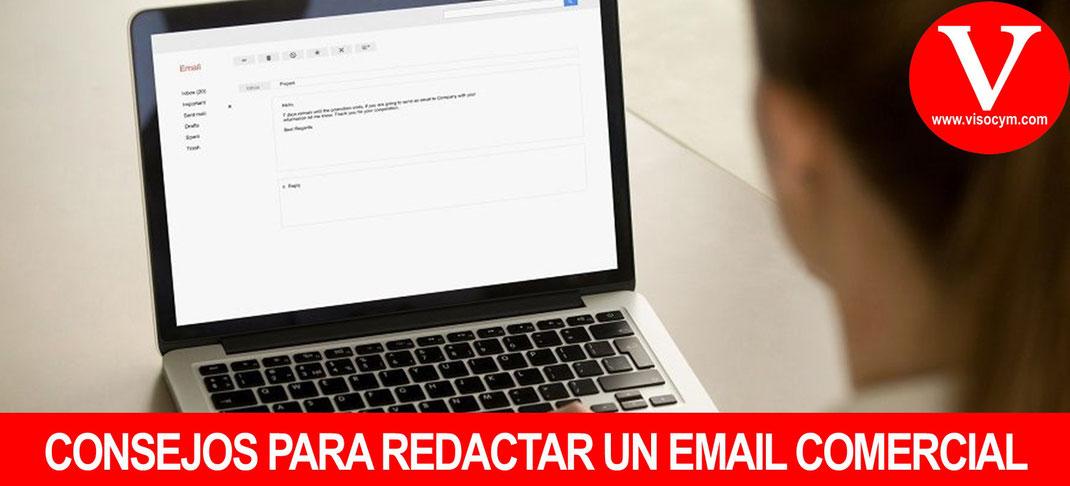 CONSEJOS PARA REDACTAR UN EMAIL COMERCIAL