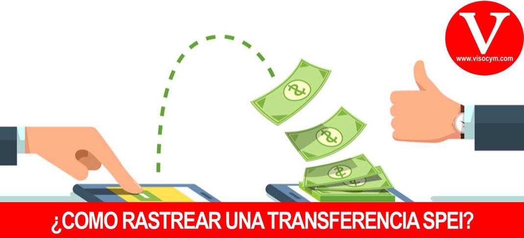 Como rastrear una transferencia SPEI