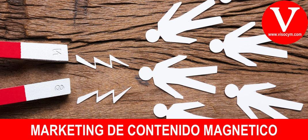 MARKETING DE CONTENIDO MAGNETICO