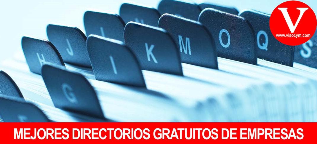 Mejores directorios gratuitos de empresas en internet en Mexico