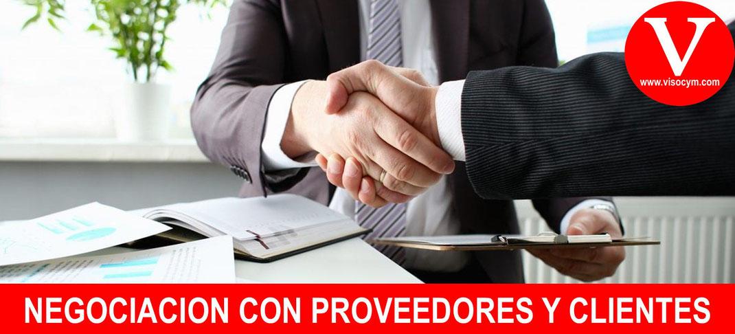 Análisis de Mercado poder de negociación con Proveedores y Clientes