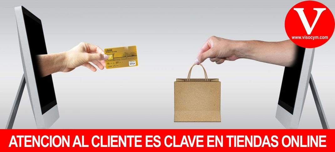 La atención al cliente es clave en una tienda online