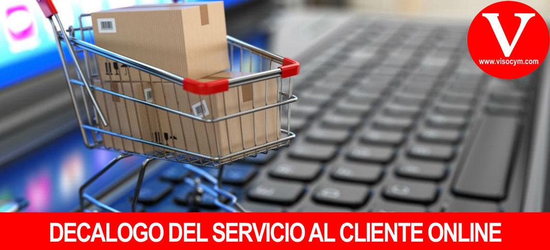 DECALOGO DEL SERVICIO AL CLIENTE ONLINE