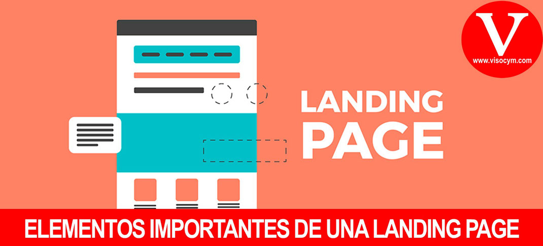 ELEMENTOS IMPORTANTES DE UNA LANDING PAGE