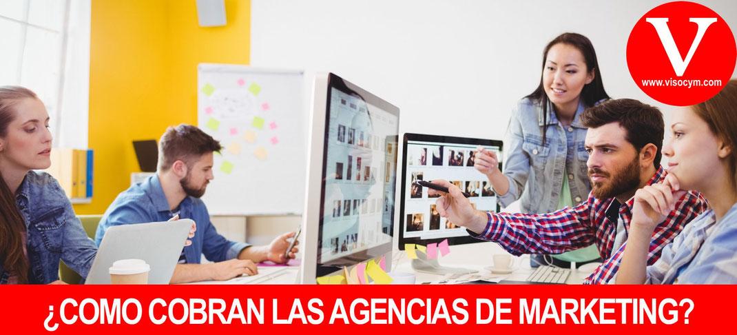 Como cobran la agencias de marketing y publicidad
