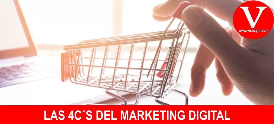 Las 4 C´s del Marketing Digital