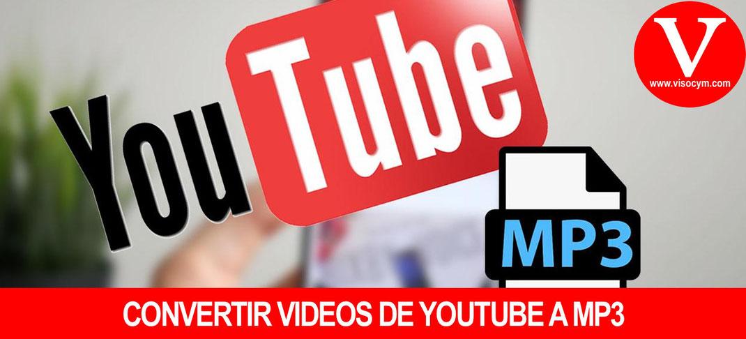 Convertir videos youtube a mp3