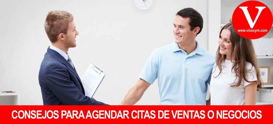 CONSEJOS PARA AGENDAR CITAS DE VENTAS