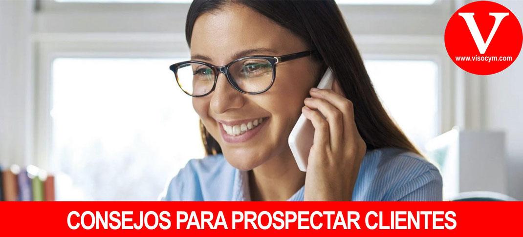 Consejos para prospectar clientes