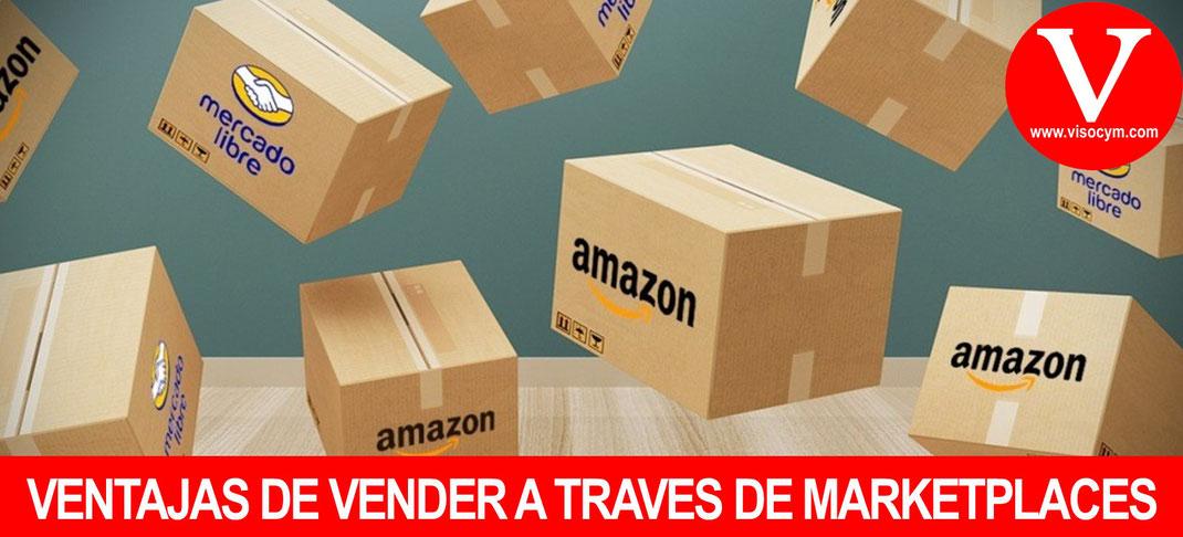 Ventajas de las ventas online a través de marketplaces