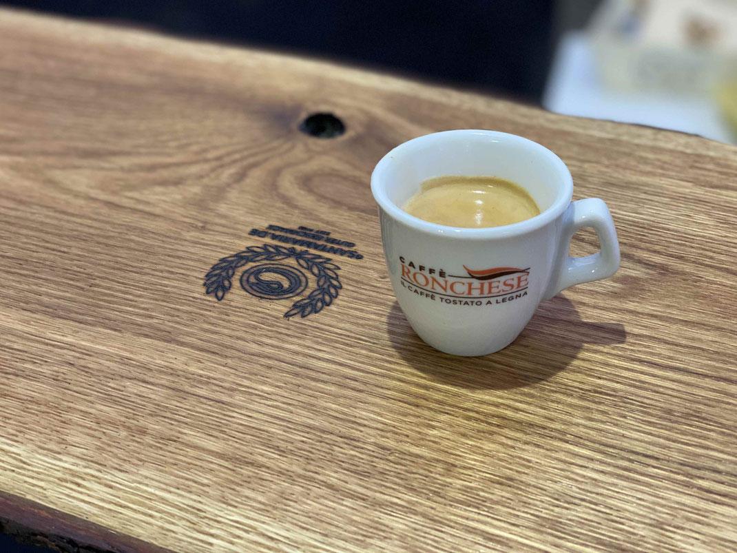 Cafe in Trebur cafe zu mir Holzgerösteter Kaffee Trebur Nauheim Beste cafe in trebur kaffee Crema espresso Santamaria Feinkost il caffe tostato a legna ronchese Torrefazione