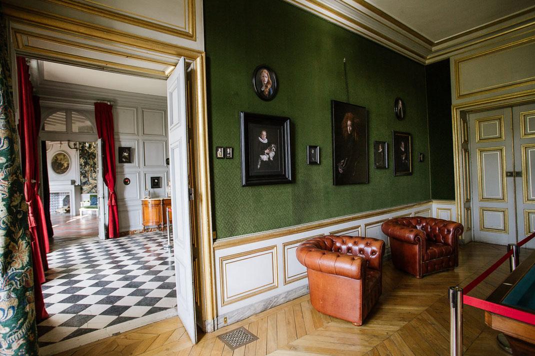 Expo Artportrait Chateau de Groussay Montfort l'Amaury