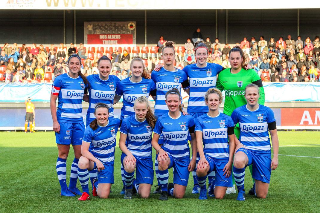 Das Team von PEC Zwolle