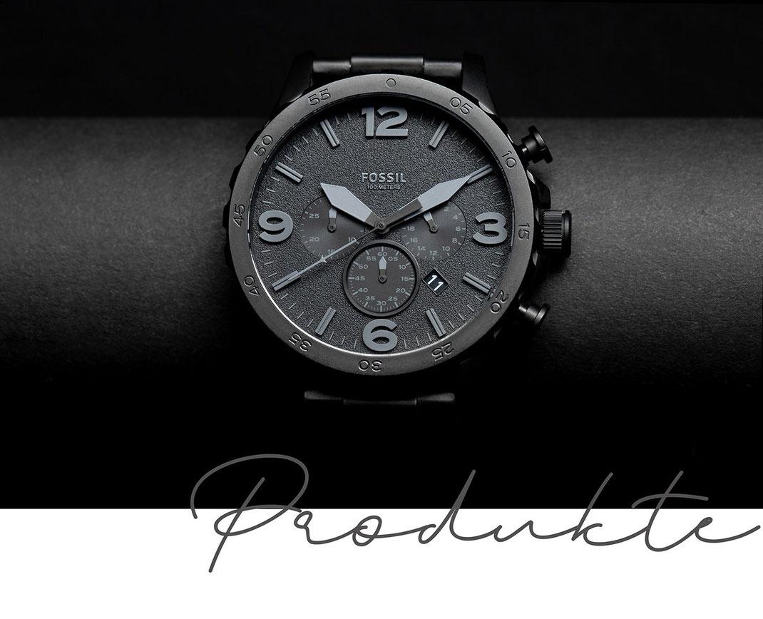 Produktfotografie Augsburg Uhren