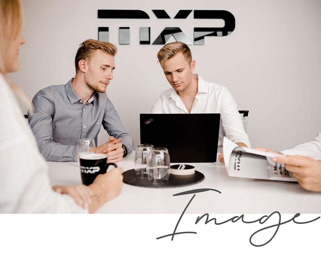 Imagebilder Unternehmen MXP Augsburg