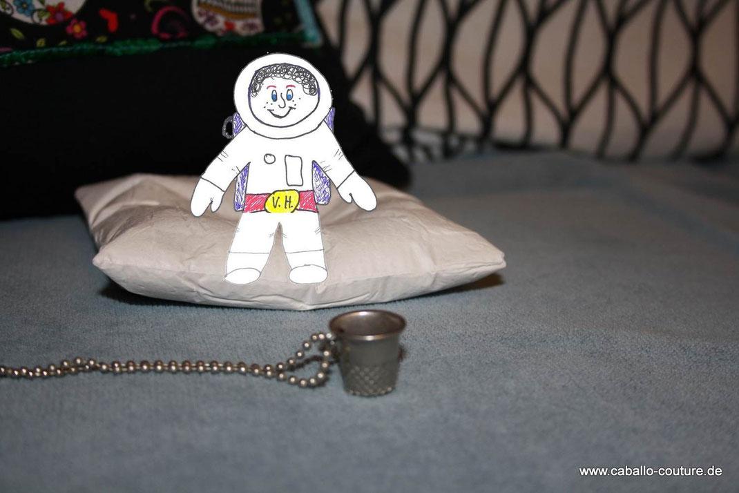 DIY, Basteln, Basteln mit Kindern, Caballo Couture, Astronaut, Rakete basteln, Rakete, Kindergeburtstag, Eltern Kind Projekt, Astronaut; Astronaut Köln