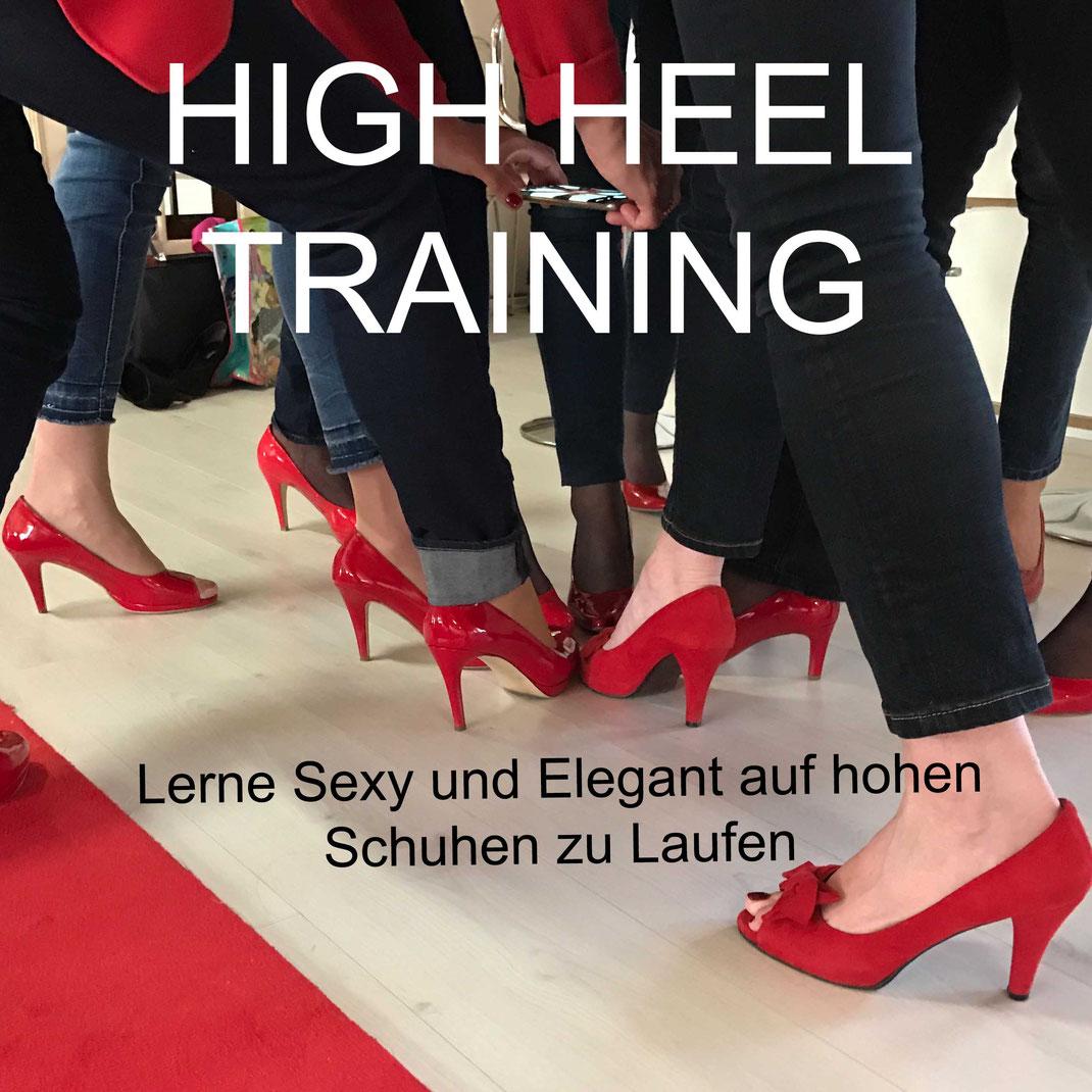 High München Model Akademie Training Heel Kr TFJcKl1