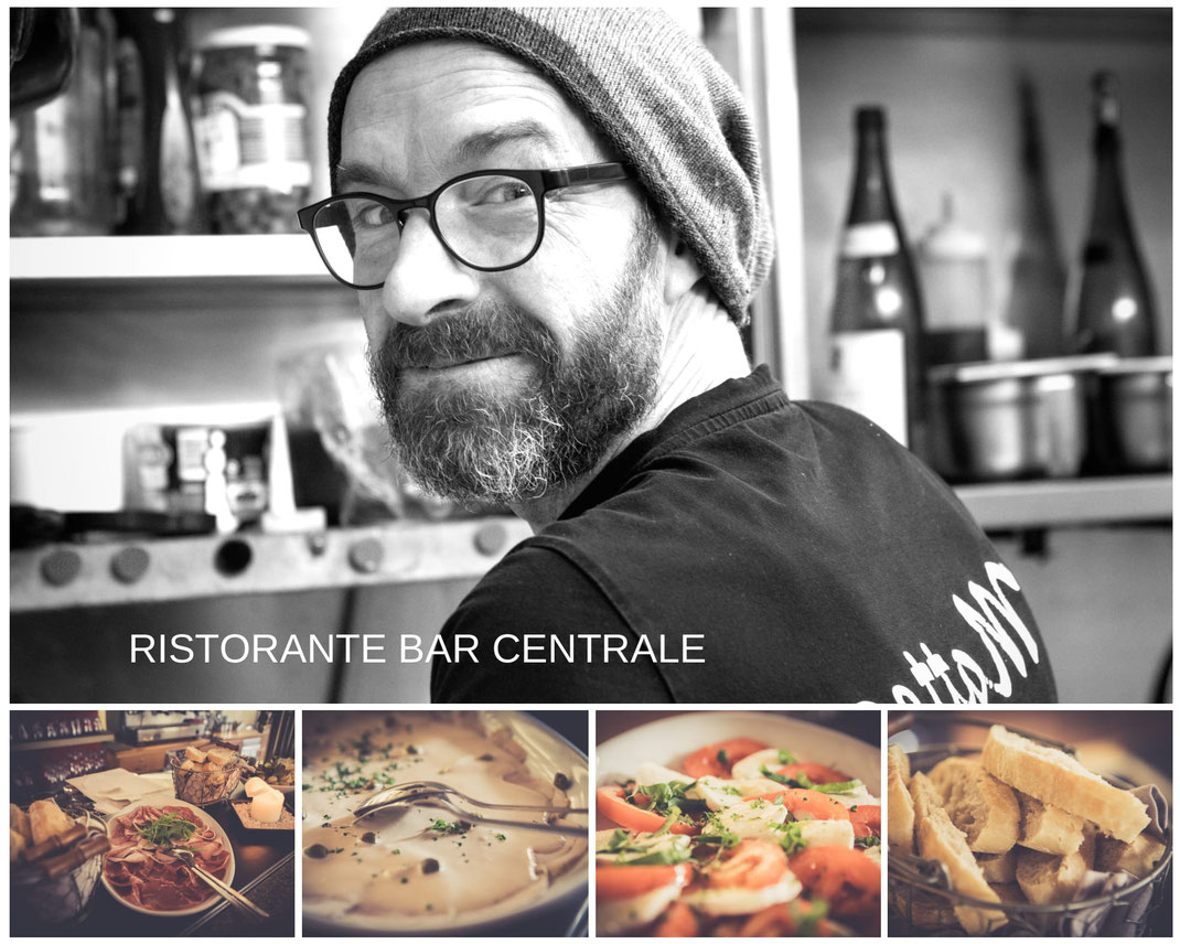 Matteo in seinem Element! Anklicken: Hier geht es auch zu unserer Salatkarte.