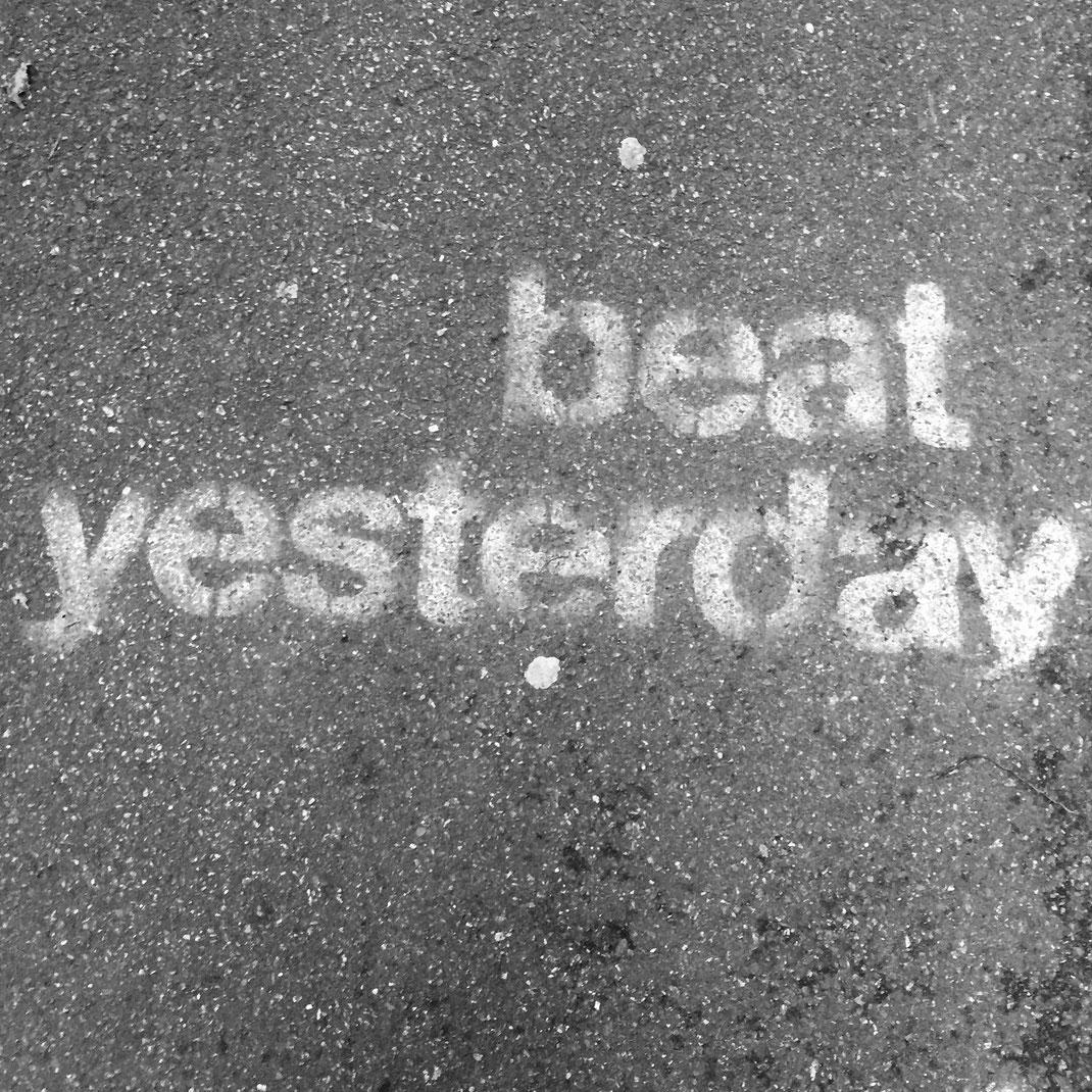 An diesem Tag galt es, meine bisherige Bestmarke zu übertreffen. Am Ende des Tages war ich bei über 50.000 Schritten angelangt.