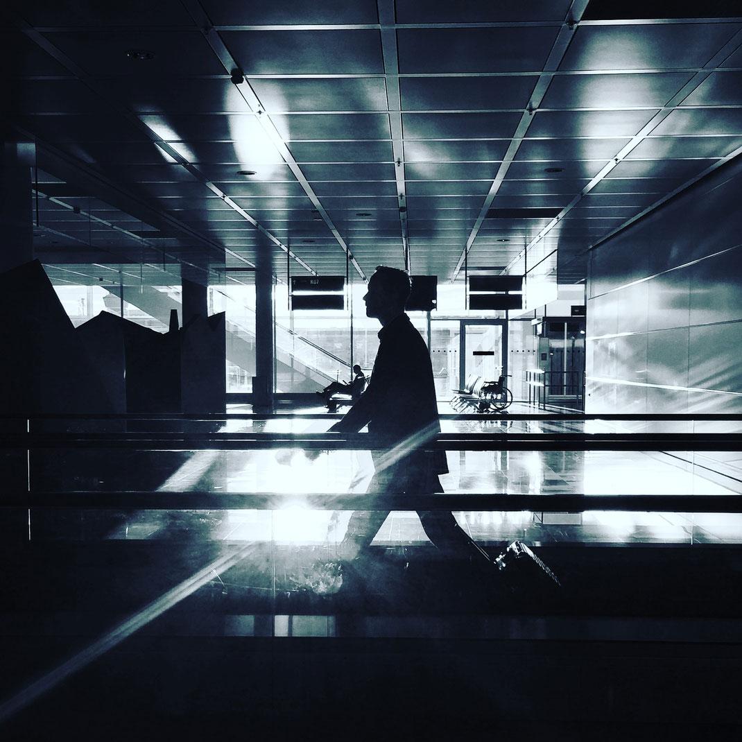 29.09.2016 I'm walking, Flughafen München