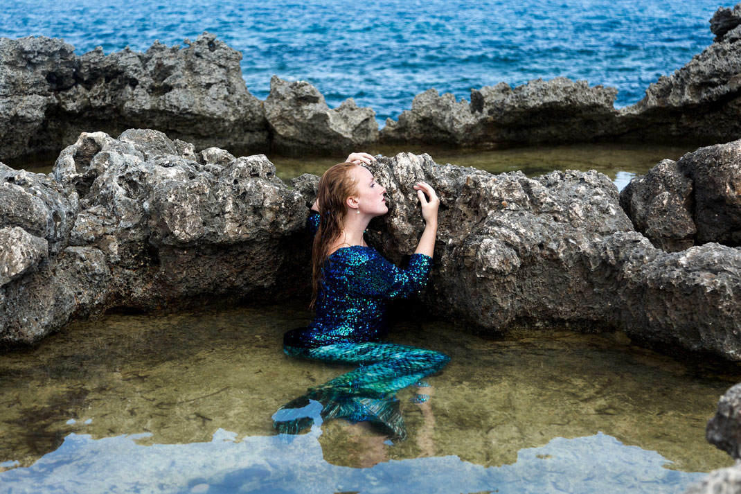 Meeresbewohner VI, Sep. 2016, Spain / Selfportrait