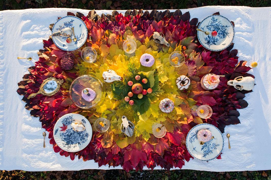 Banquet d'automne, Nov. 2018, Belgium