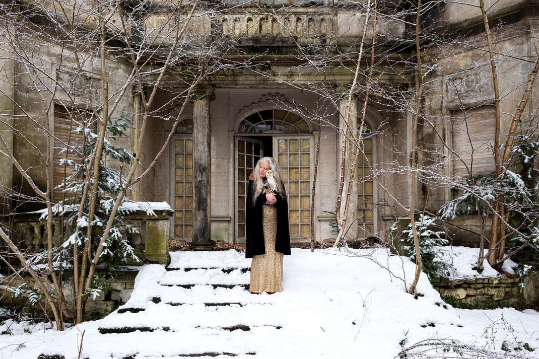 Die Villa der Zauberin, Feb. 2019, Belgium