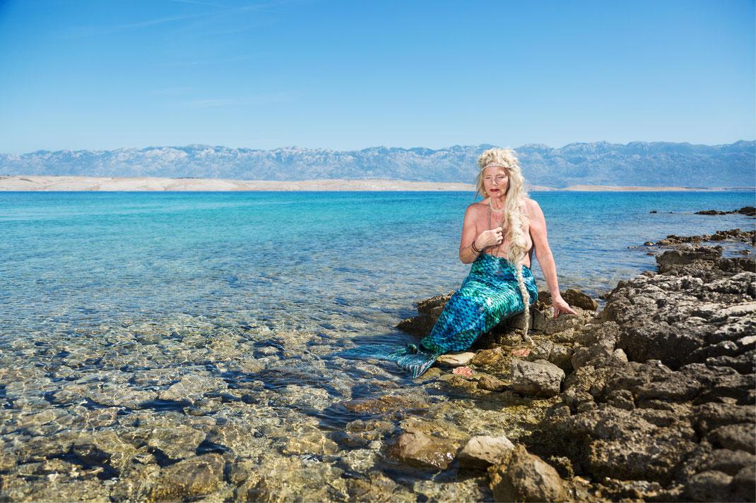 Meeresbewohner III, July 2016, Croatia