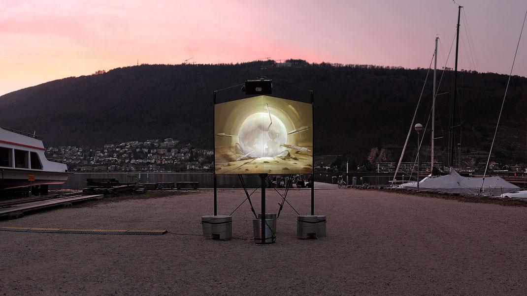 Wes21 / Remo Lienhard / Schwarzmaler / MAG Design / Marc-André Gasser / FlairExpo 2021