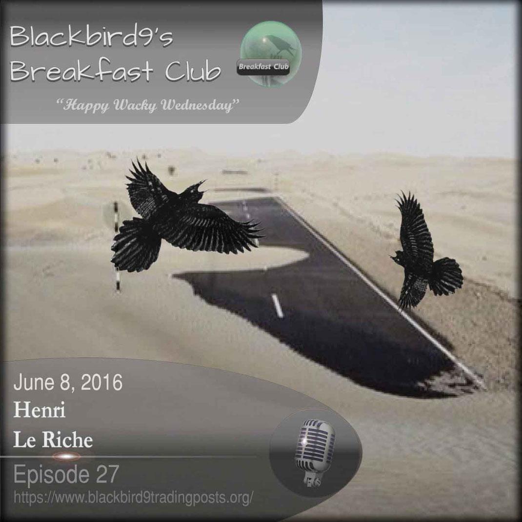 Henri Le Riche - Blackbird9