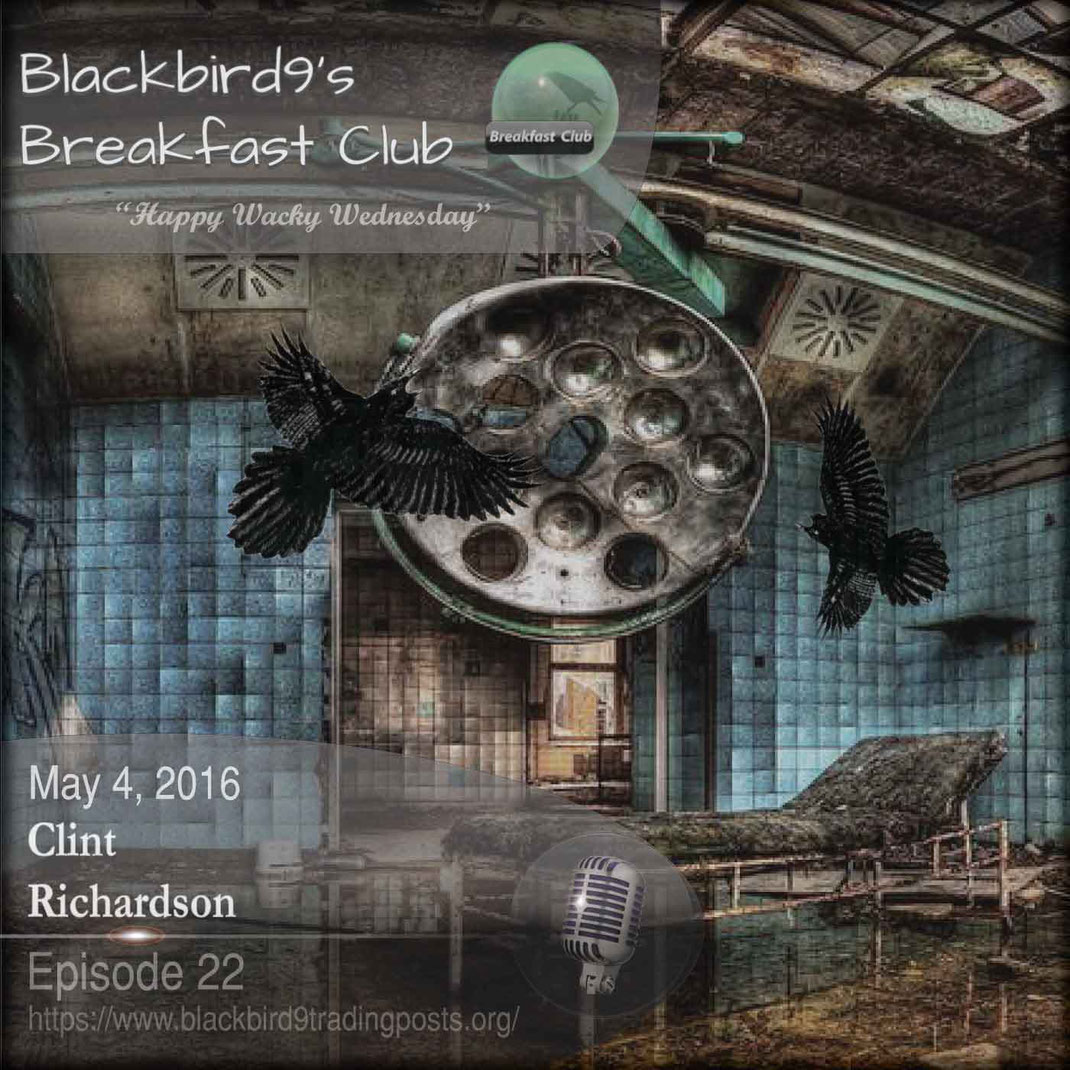 Clint Richardson  - blackbird9
