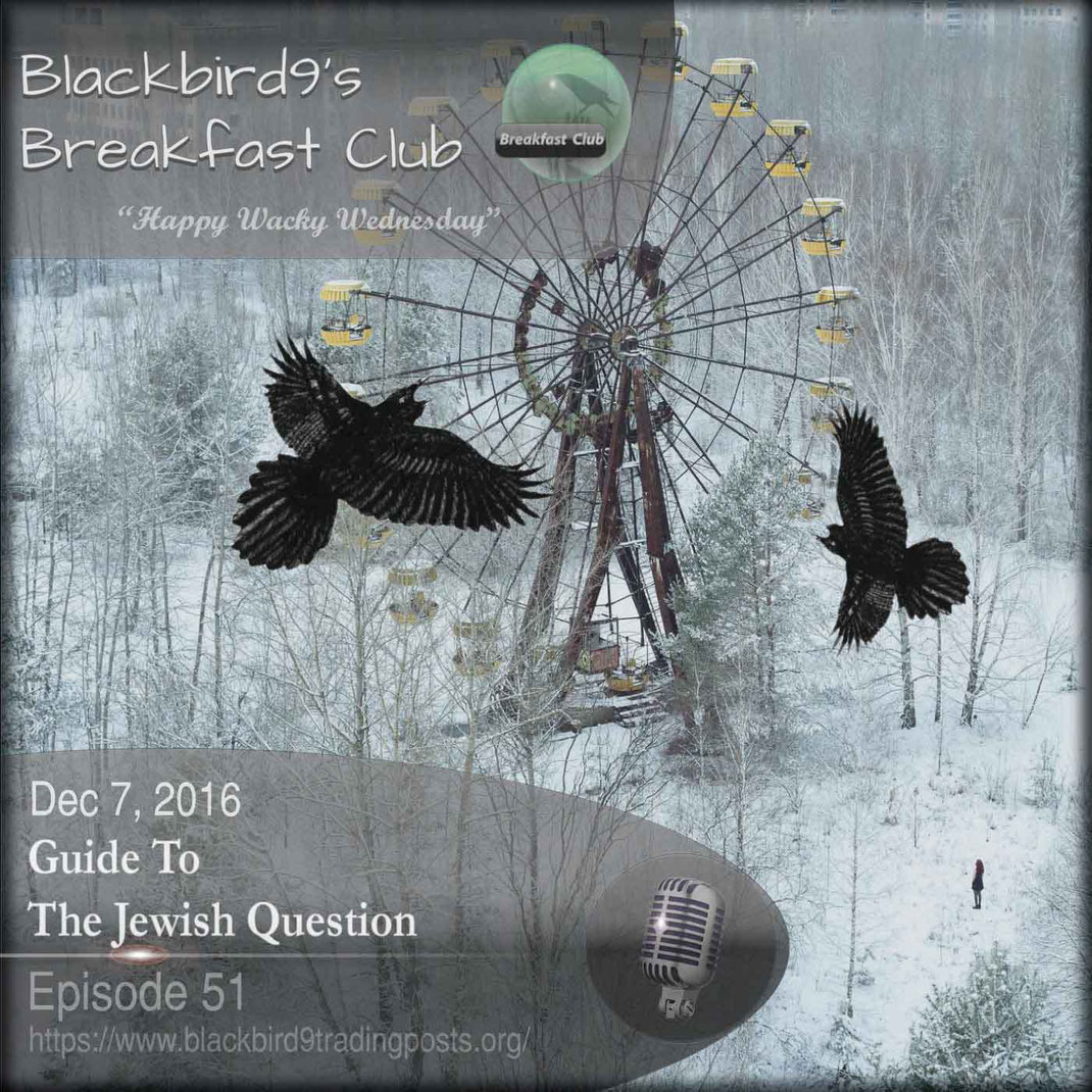 Guide to the Jewish Question  - Blackbird9 Podcast