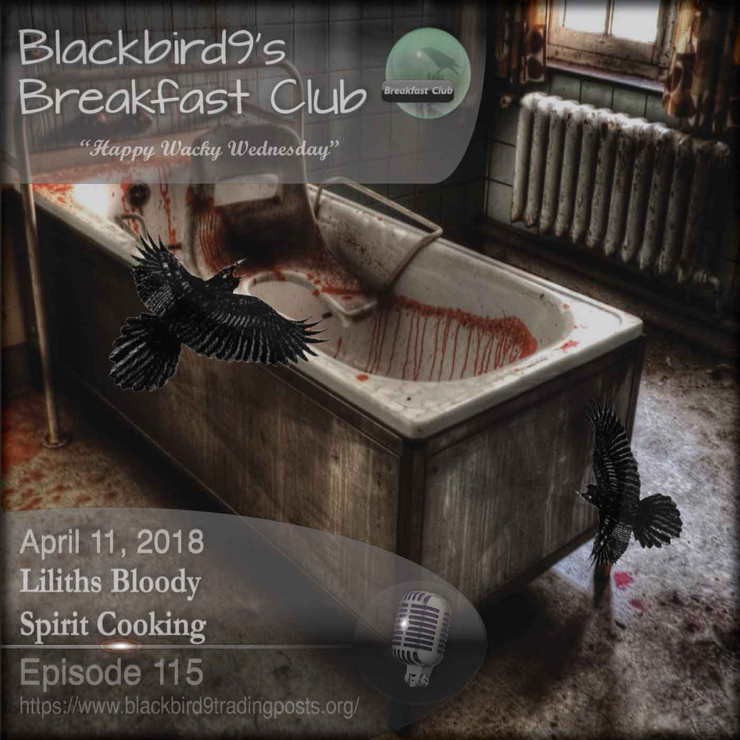Lilith's Bloody Spirit Cooking - Blackbird9