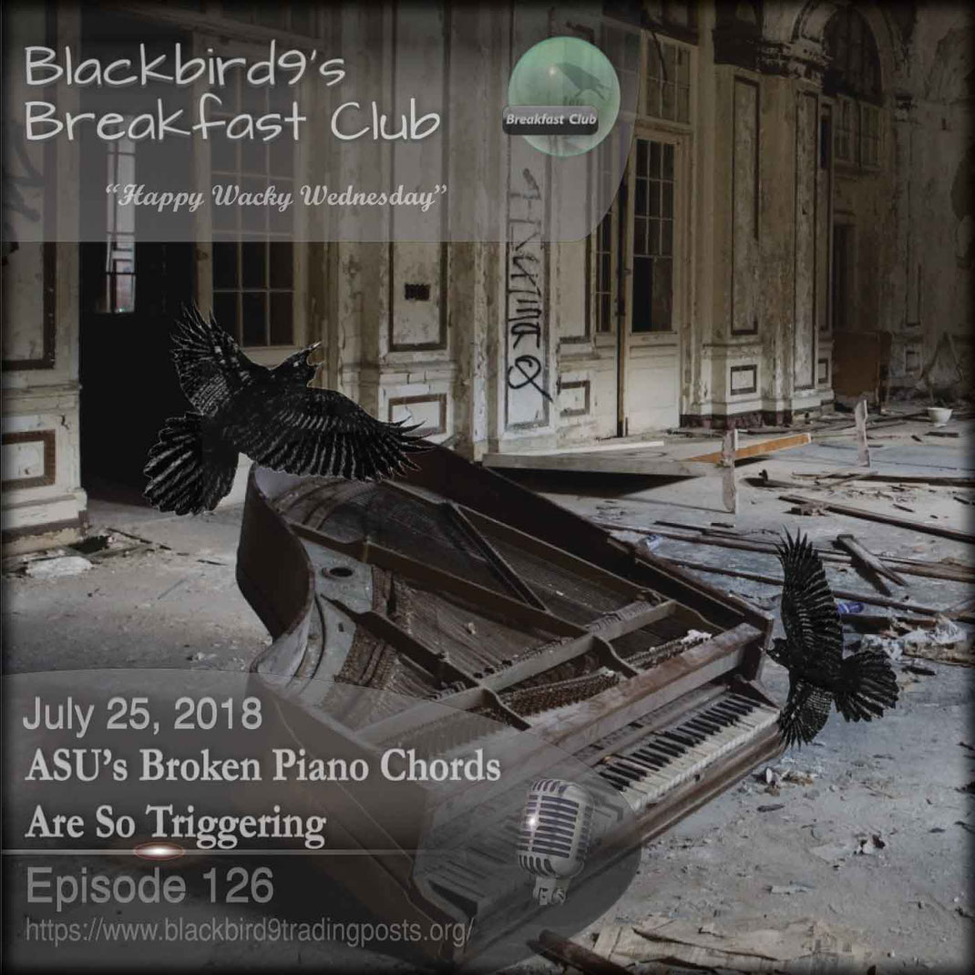 ASU's Broken Piano Chords are so Triggering - Blackbird9