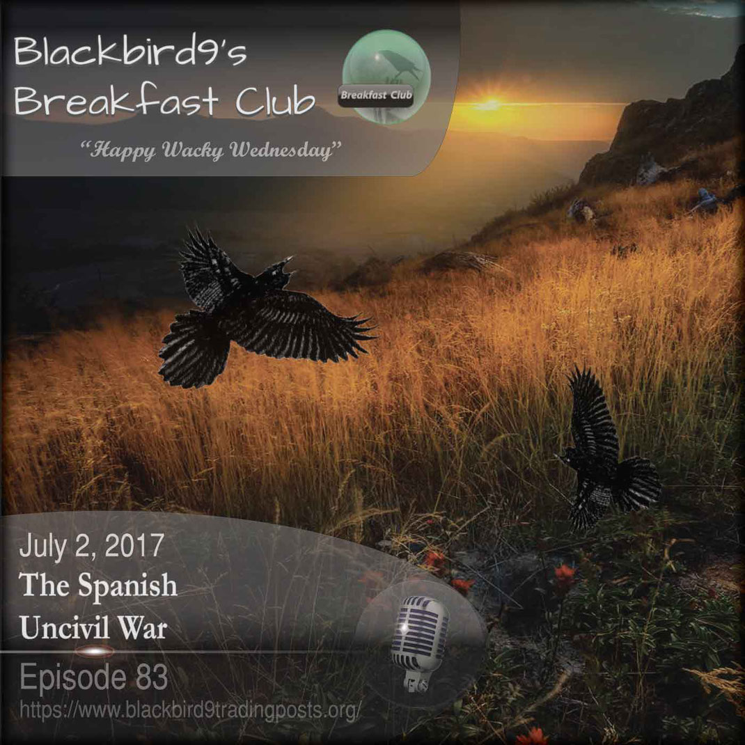 The Spanish Uncivil War  Blackbird9