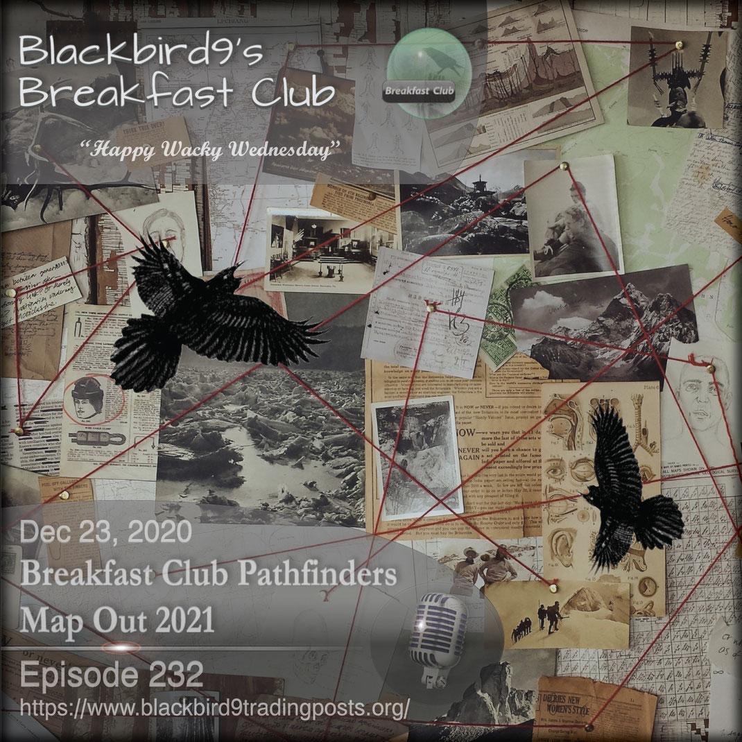 Breakfast Club Pathfinders Map Out 2021 - Blackbird9