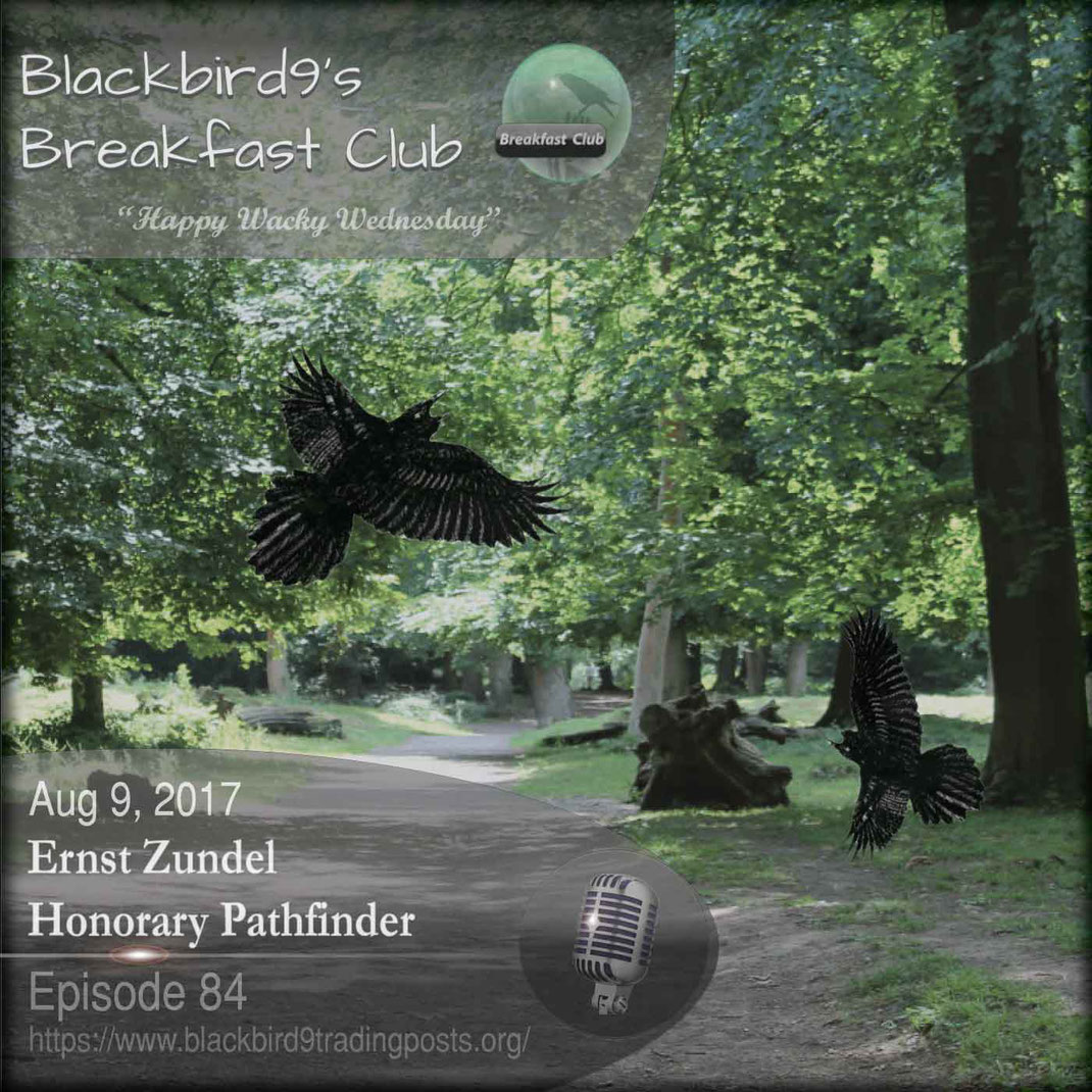 Ernst Zundel Honorary Pathfinder - Blackbird9