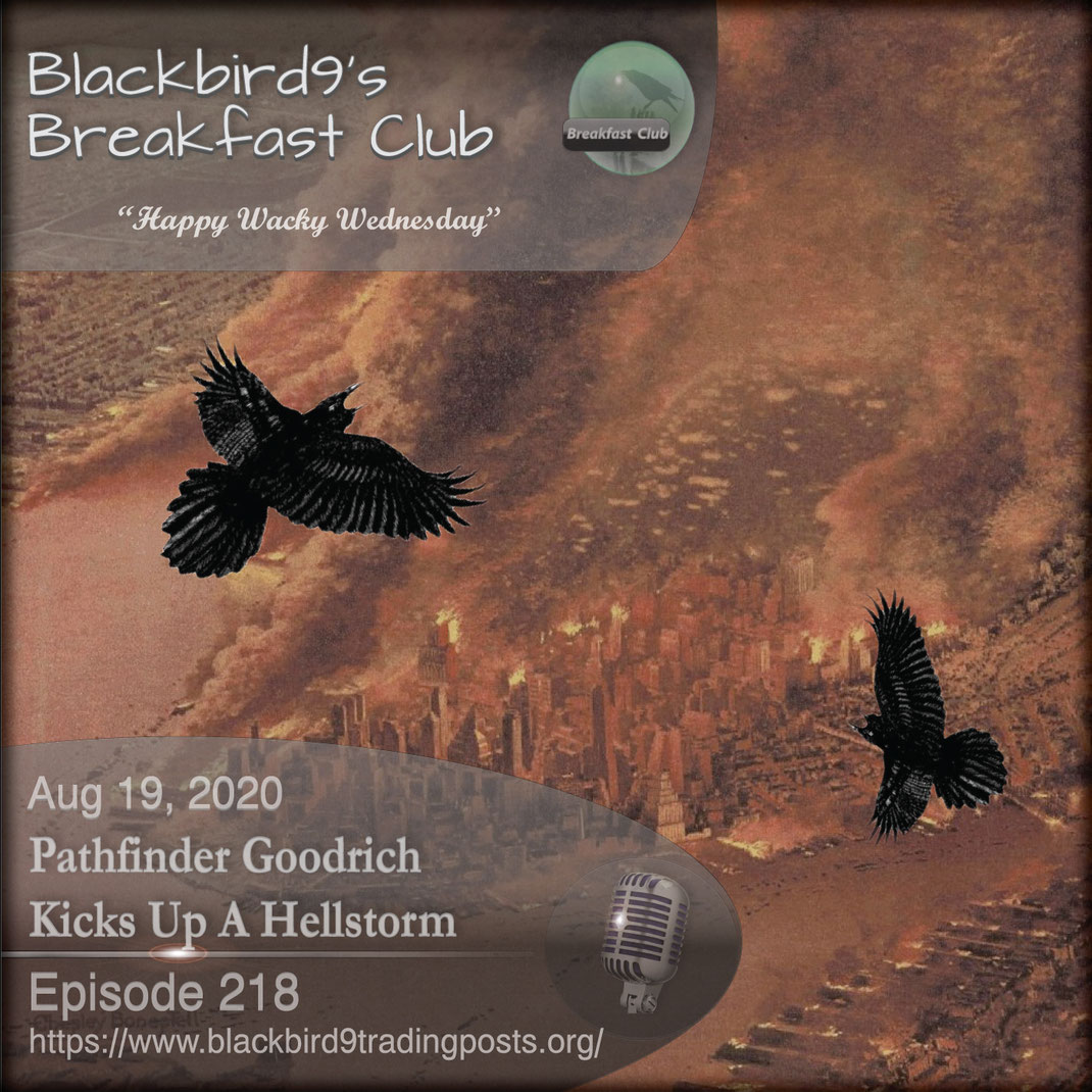 Pathfinder Goodrich Kicks Up A Hellstorm  - Blackbird9