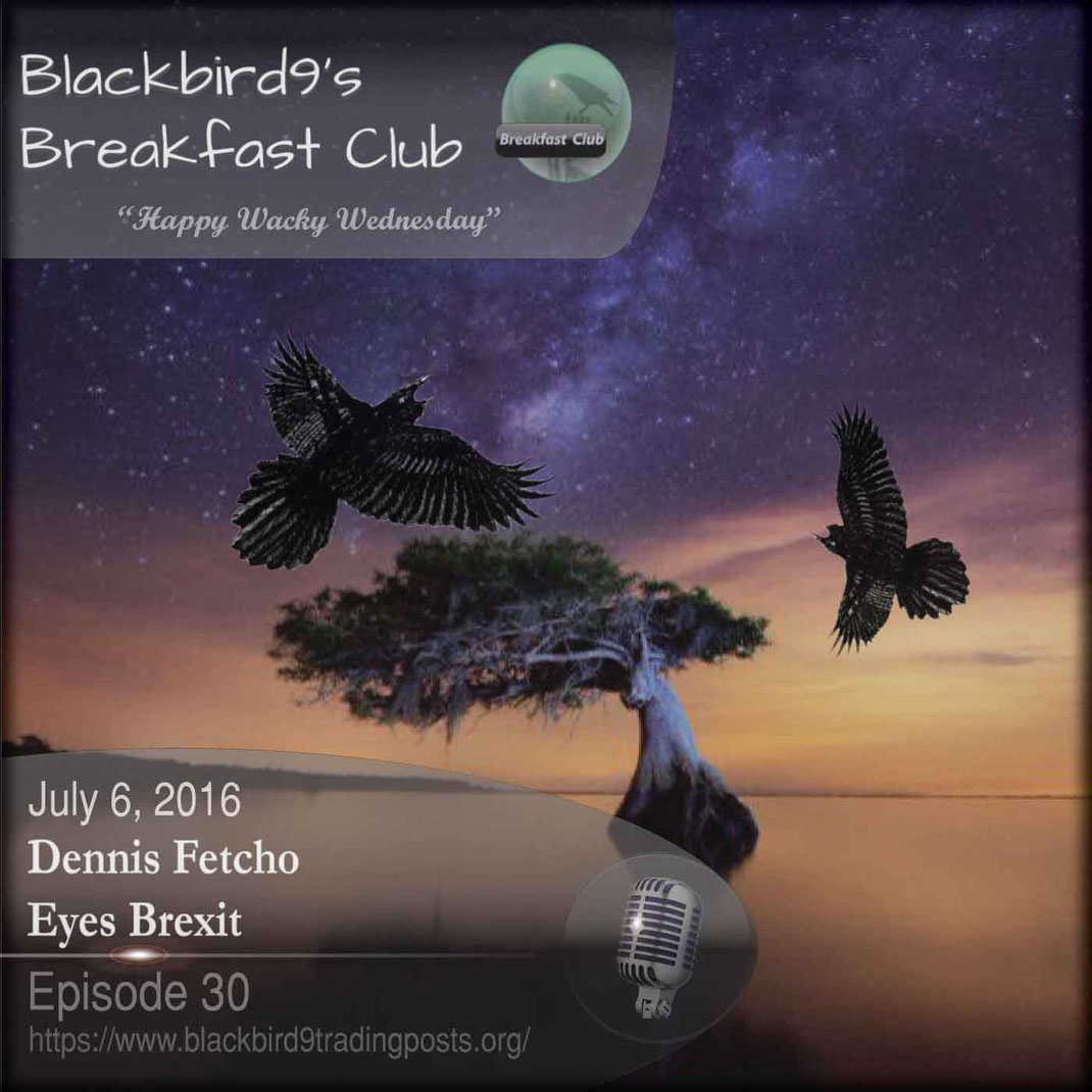 Dennis Fetcho Eyes Brexit - Blackbird9