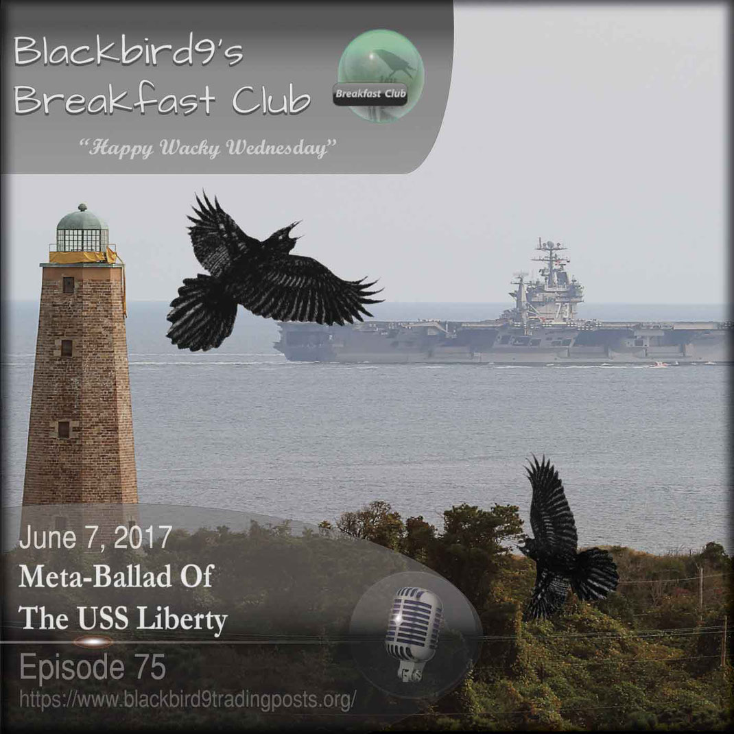 Meta-Ballad Of The USS Liberty - Blackbird9