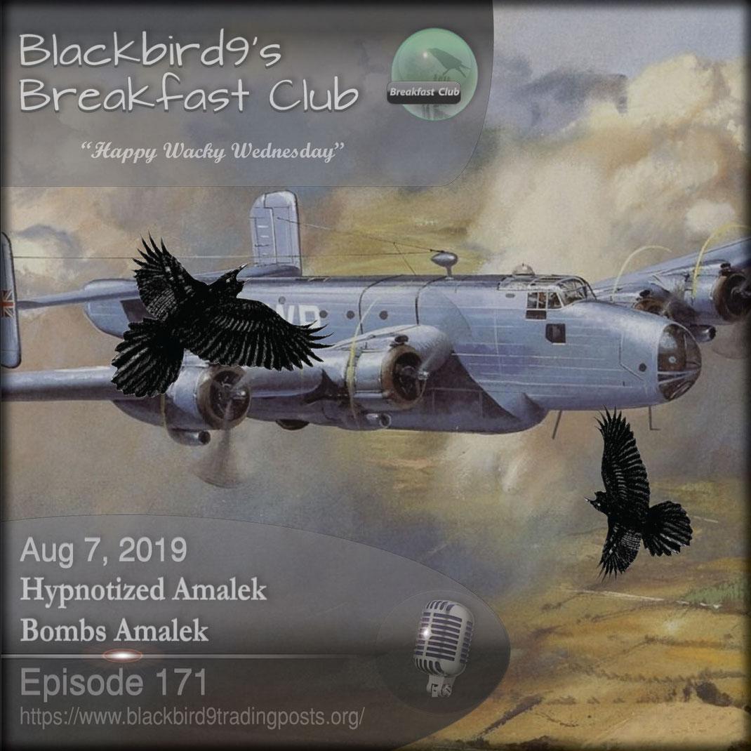 Hypnotized Amalek Bombs Amalek - Blackbird9