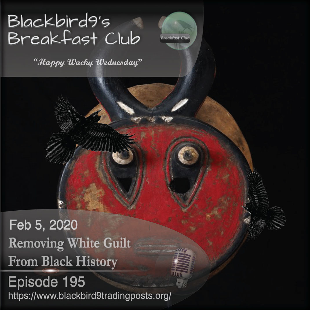 Removing White Guilt From Black History -  Blackbird9