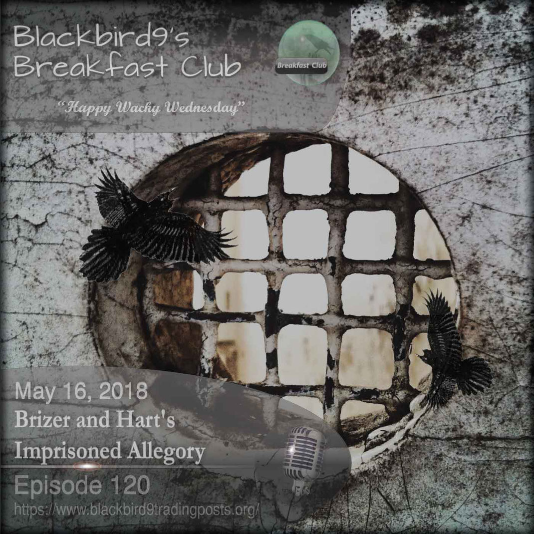 Brizer and Hart's Imprisoned Allegory - Blackbird9