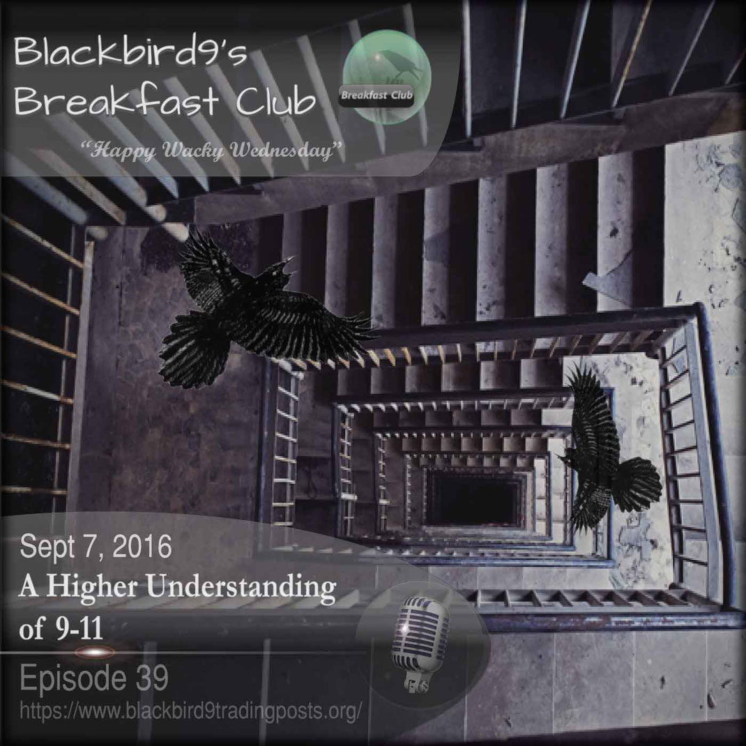 A Higher Understanding of 9-11 - Blackbird9